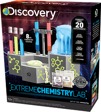 Discovery Extreme Chemistry Lab (Photo: Horizon Group USA)
