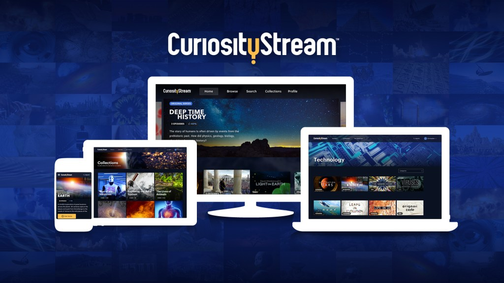 2018 Adventure Gift Guide: CuriosityStream