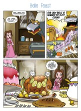 Belle comic (Photo: Disney)