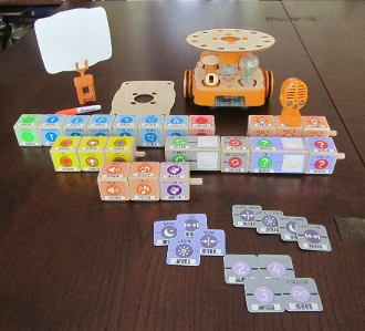 KIBO 21 Kit (Photo: KinderLab Robotics)