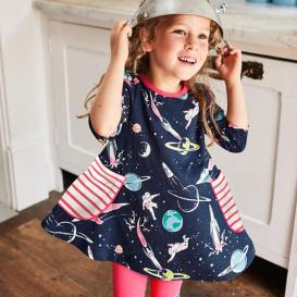 Astronaut Dress (Photo: Moxie & Stars)