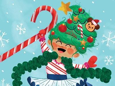 GIVEAWAY: Fancy Nancy Splendiferous Christmas
