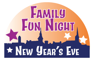 Family Fun Night New Year's Eve Celebration, Fredericksburg VA