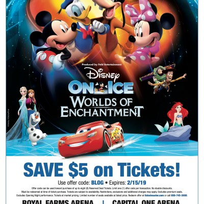 Disney on Ice presents Worlds of Enchantment Promo Code