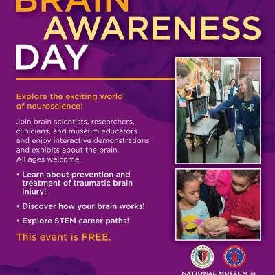 Brain Awareness Day at the Medical Museum