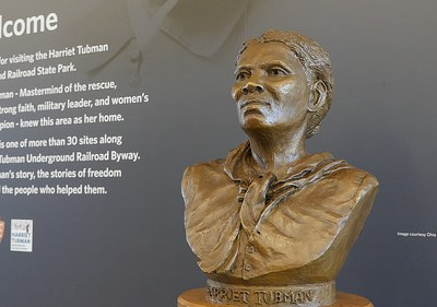 Harriet Tubman Underground Railroad State Park Events Celebrate Black History Month