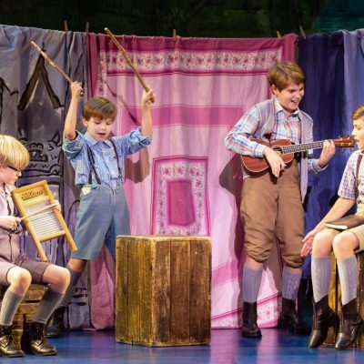 Finding Neverland at National Theatre