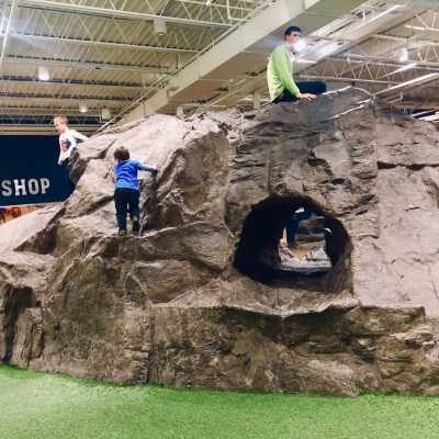 Reap the Benefits of Play Inspired by Nature at Badlands