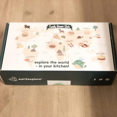GIVEAWAY: Eat2Explore Culinary Adventures
