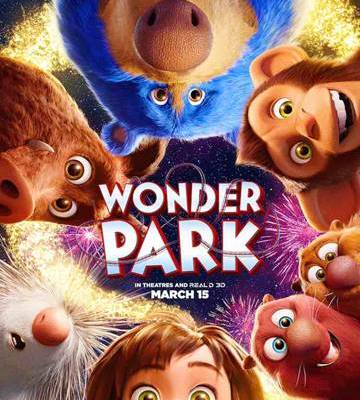 GIVEAWAY: Wonder Park Prize Pack including 4 Advanced Screening Passes!