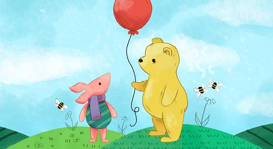 Winnie the Pooh at Adventure Theatre