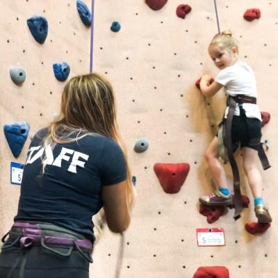 Climbing Families Rock!