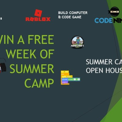 Summer Camps Preview Open House