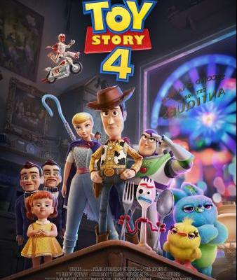 Sneak Peek: Toy Story 4 Hits Theaters June 21st!