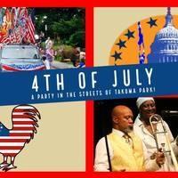 2019 Takoma Park 4th of July Parade and Evening Celebration