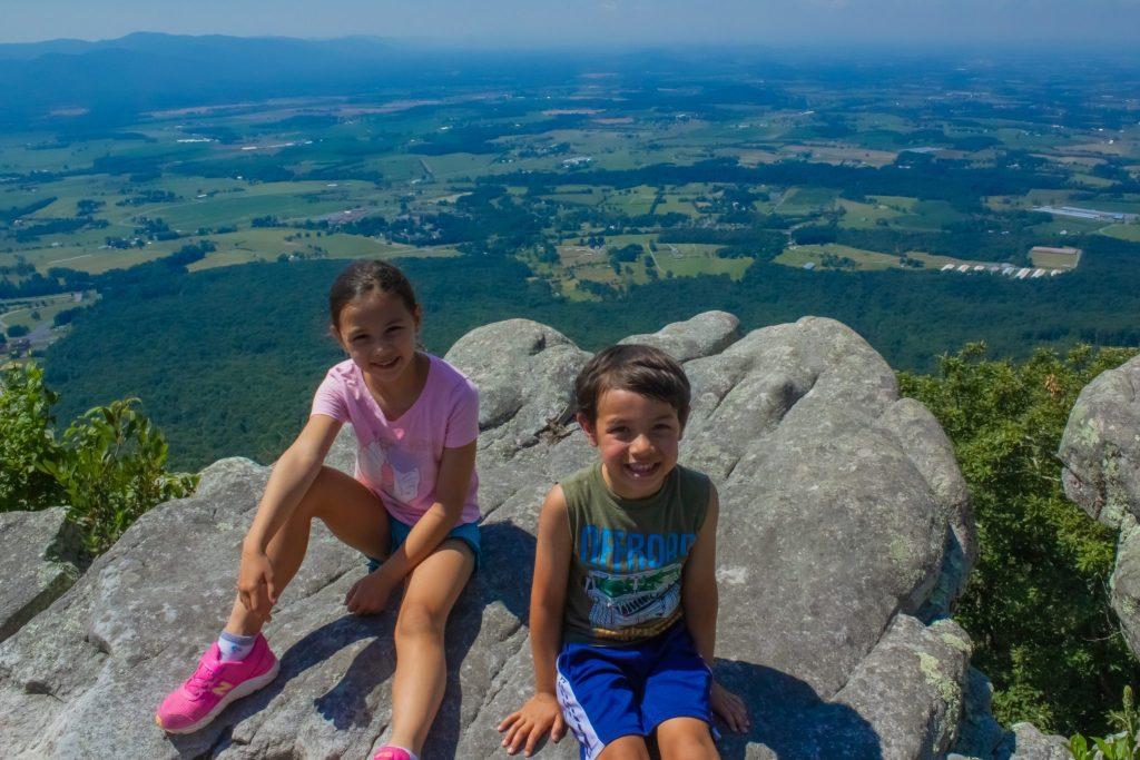 kids Shenandoah valley