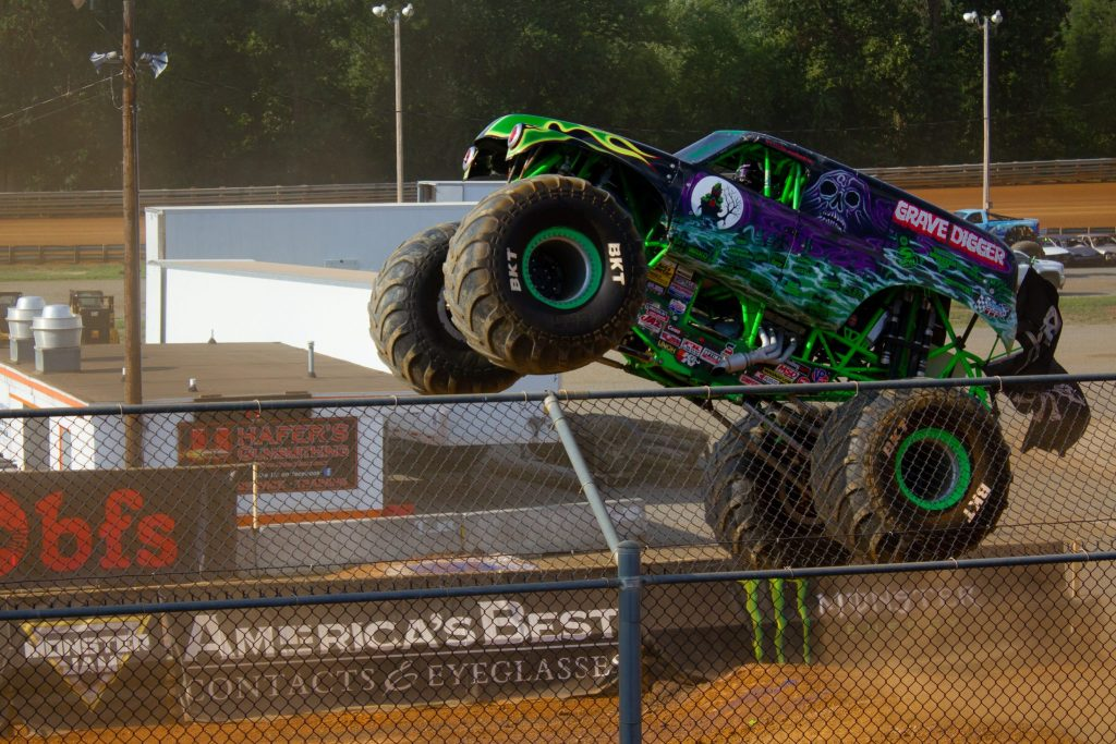 Grave Digger Monster Jam 2019
