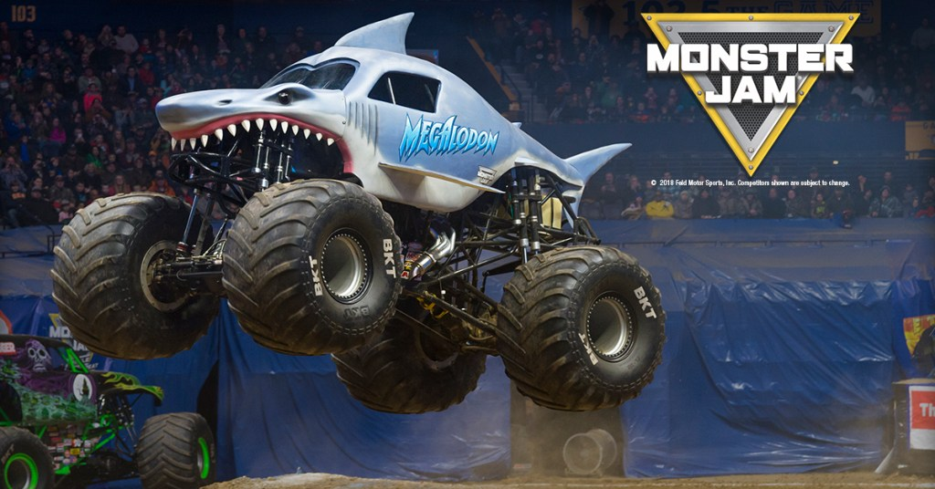 Monster Jam Megladon