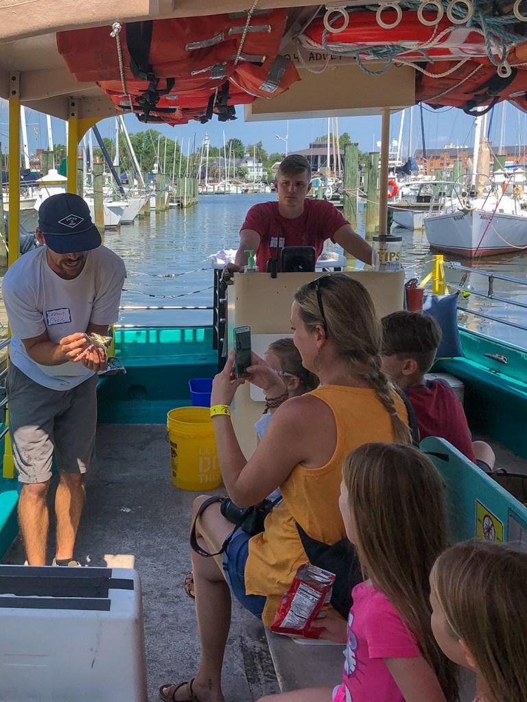 Family Fishing Education