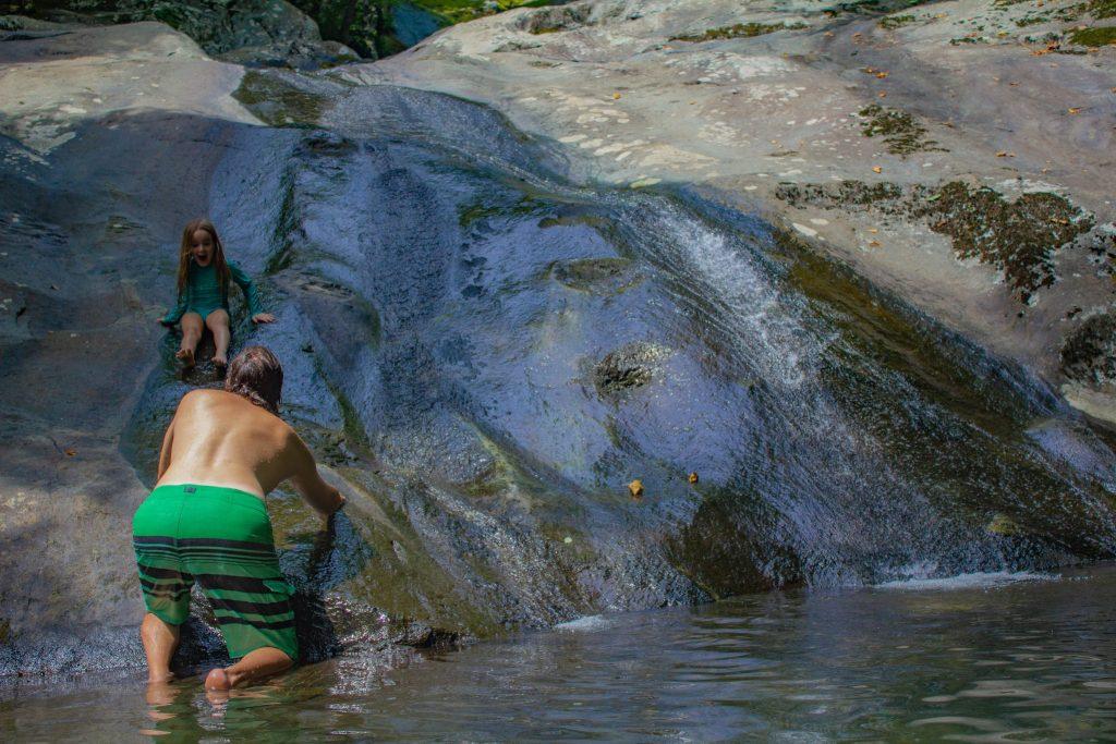 Cedar Run Falls