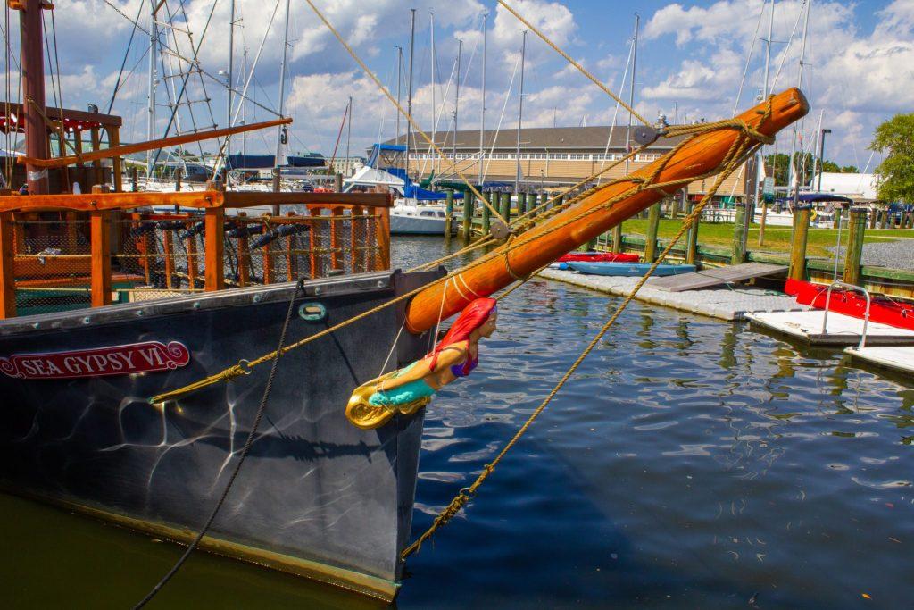 Sea Gypsy VI Pirate tour