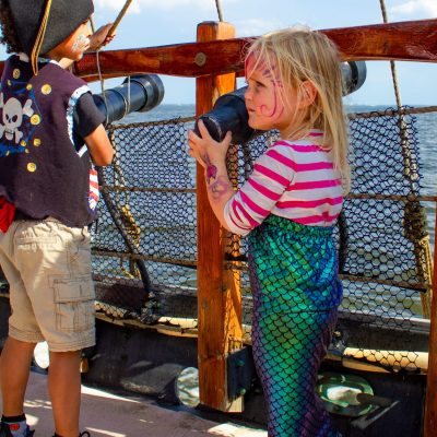We Found Treasure with Pirate Adventures on the Chesapeake!