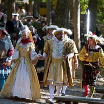 The Maryland Renaissance Festival