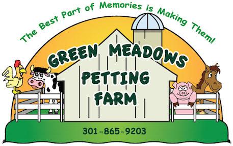 Green Meadows logo