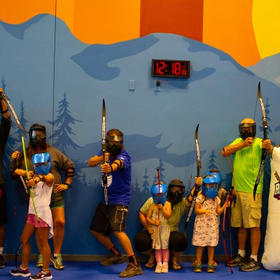 Take a Shot at Family Fun with Ultimate Archery