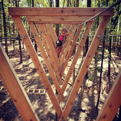Take Family Adventure to New Heights at TreeTrekkers