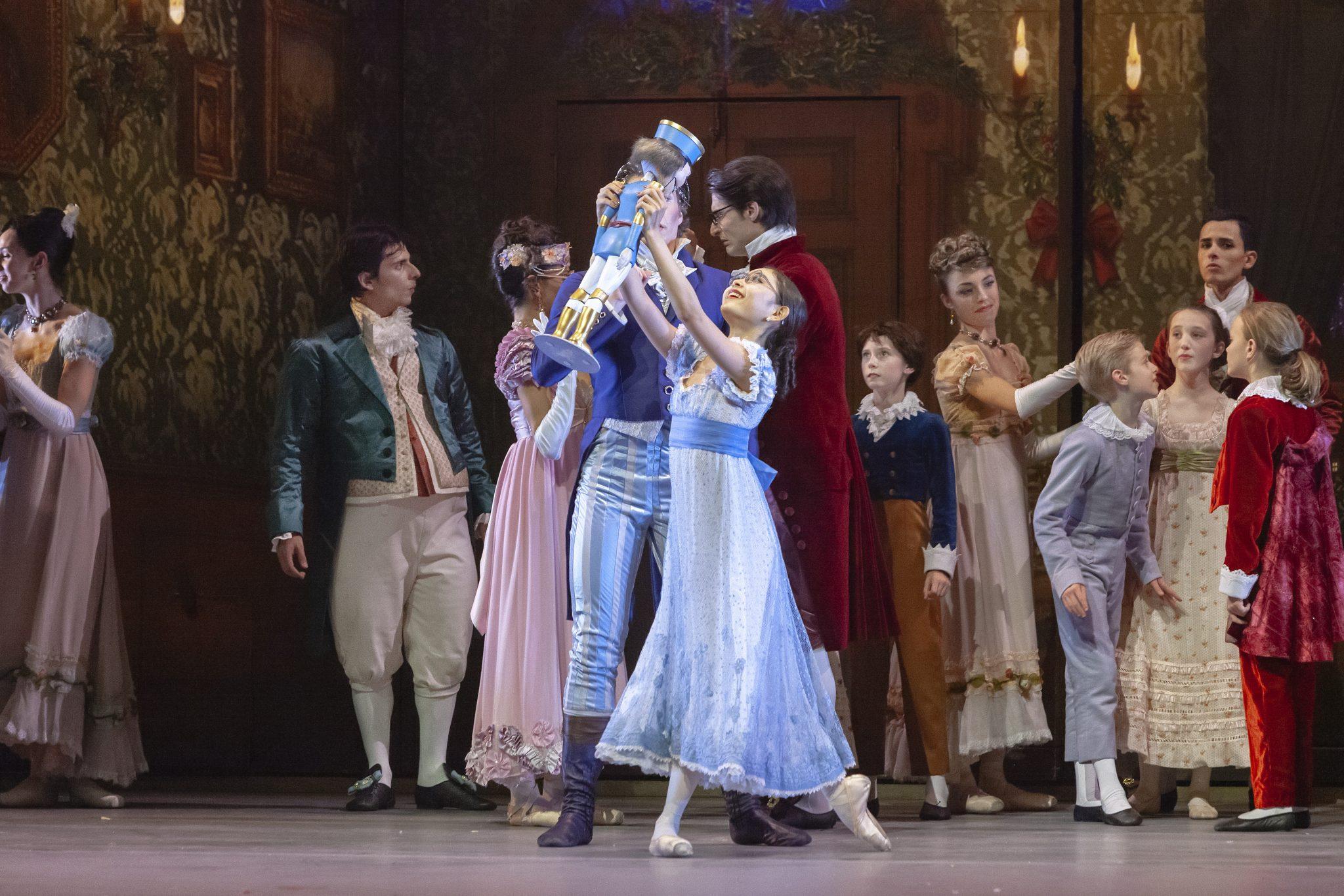 Atlanta Ballet The Nutcracker At The Kennedy Center Adventure Moms Dc