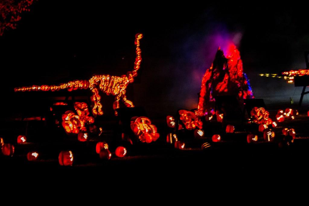 prehistoric pumpkins