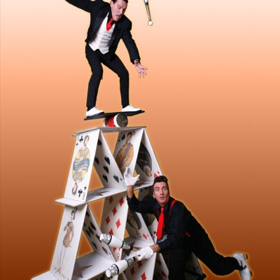 Giveaway: Circo Comedia at Hylton Performing Arts Center