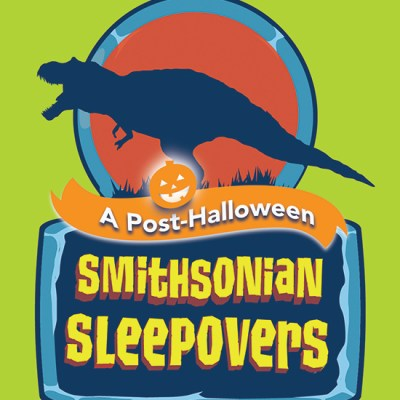 Smithsonian Sleepover at the Natural History Museum Post-Halloween Special