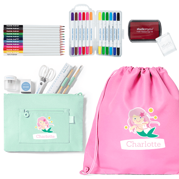 Stuck on You personalized Artist Pack