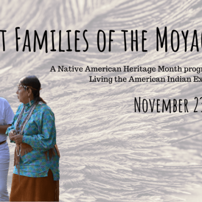 First Families of the Moyaone