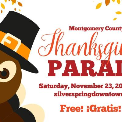 Montgomery County Thanksgiving Parade 2019