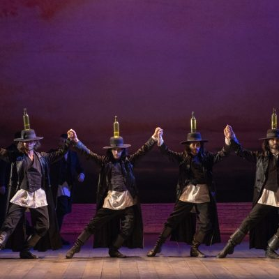 Wonder of Wonder, Miracle of Miracles the Broadway Revival of FIDDLER ON THE ROOF is at National Theatre