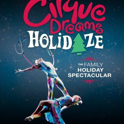GIVEAWAY: Cirque Dreams Holidaze