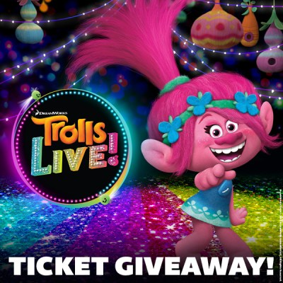 Grab Your Sparkle Squad For Trolls LIVE! in DC