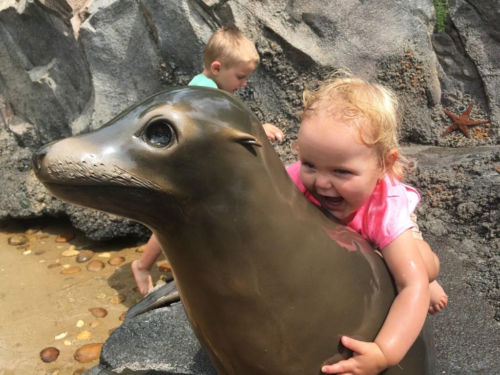 Smithsonian's National Zoo Tide Pool