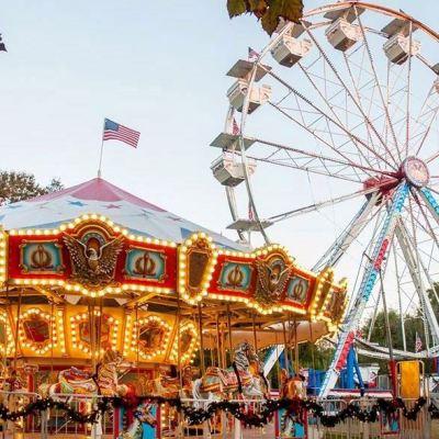 Landmark Mall Carnival