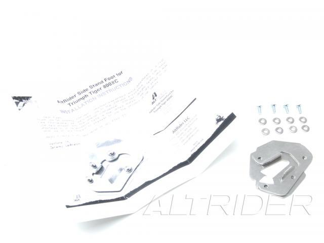 AltRider Side Stand Foot for Triumph Tiger 800/ Tiger
