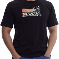 FS - BMW - GS R1200 Touring Motorcycle - T-shirt (M)