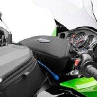 Kawasaki K57003-103A Trans Handlebar Bag Reviews