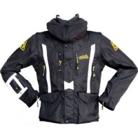 Leatt GPX Adventure Men's Off-Road/Dirt Bike Motorcycle Jacket - Black / X-Large