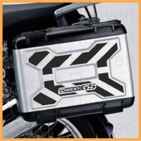 BMW R1200GS 4pcs Reflective Vario Panniers Decal Kit Set Chevron Safety Sticker M1