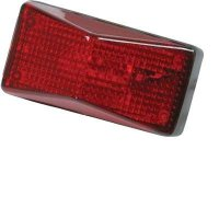 Western Power Sports Universal Tail Light - --/--