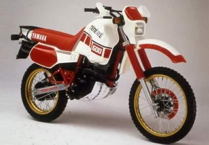 Yamaha Xt660z Tenere Adventure Motorcycle Outpost