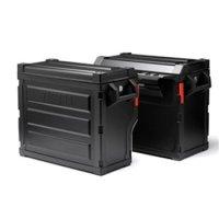 Yamaha Super Ténéré Accessories Side Cases Black, Left Side 23P-F84B8-S0-00